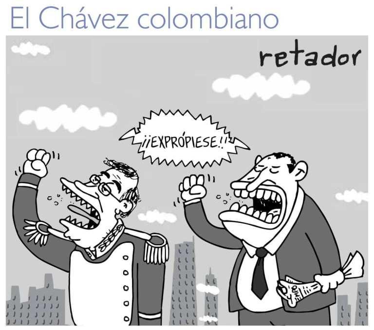 El Chavéz Colombiano