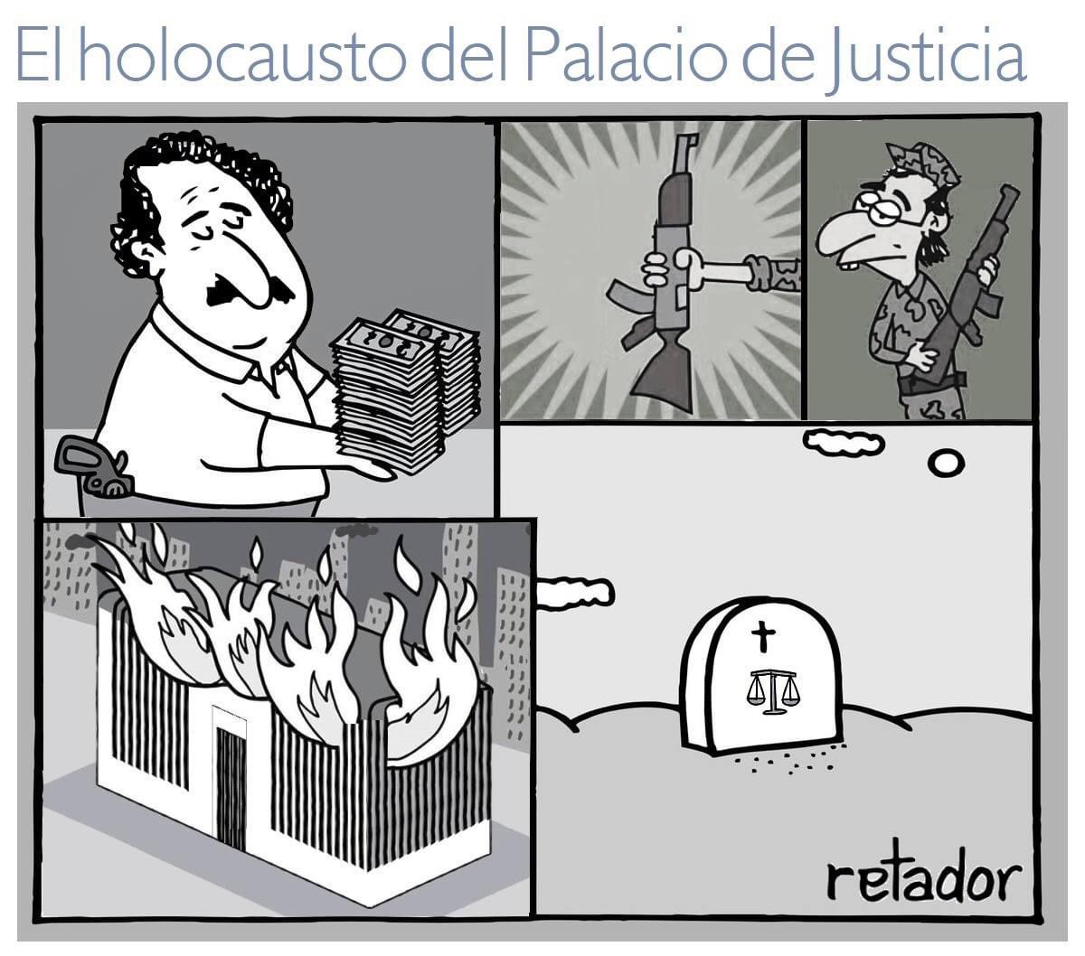 El holocausto-Retador